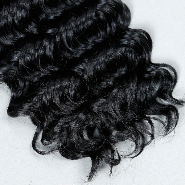 100% MINK Kinky Wave Hair - Madame Rouge Extensions  - 2
