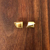 norosesjewelry.com - Los Angeles - Solid Faceted Studs Gold or Silver