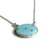norosesjewelry.com - Los Angeles - Cancer Zodiac Necklace Constellation Pendant in Gold or Silver