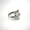 norosesjewelry.com - Los Angeles - Sterling Silver Angel Dog Ring