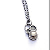 norosesjewelry.com - Los Angeles - Tiny Orb Pyrite Necklace