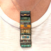 norosesjewelry.com - Los Angeles - Gemstone Tapestry Necklace - Hatch