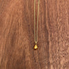 norosesjewelry.com - Los Angeles - Tiny Faceted Gold Necklace