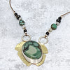 norosesjewelry.com - Los Angeles - True Grace Turquoise Necklace