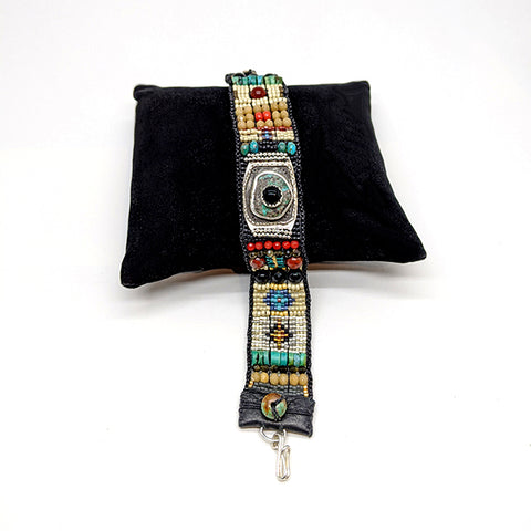 norosesjewelry.com - Los Angeles - Cheyenne Heritage Fancy Beaded Bracelet