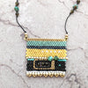 norosesjewelry.com - Los Angeles - Tehachapi Tapestry Necklace