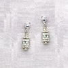 norosesjewelry.com - Los Angeles - Itty Bits Textured Post Earrings