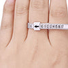 norosesjewelry.com - Los Angeles - Measure Your Ring Size
