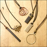 machina gender-friendly men's jewelry handcrafted in los angeles and available at NoRosesJewelry.com