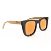 Image of Zees Wooden Frame Blue Light Blocking Glasses