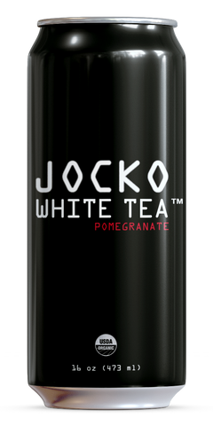 Jocko White Tea 10 pack can