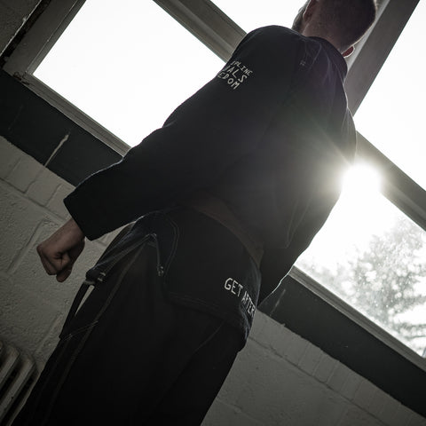 "Discipline Gi Black ""DNA"""