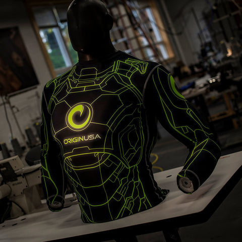 Origin Rashguard Collection