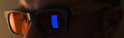 Zees Wooden Frame Blue Light Blocking Glasses