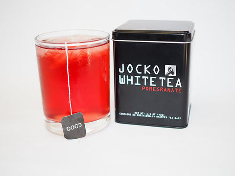 Jocko White Tea Tin 25CT