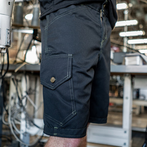 Origin Midnight Sharkfin Cargo Shorts