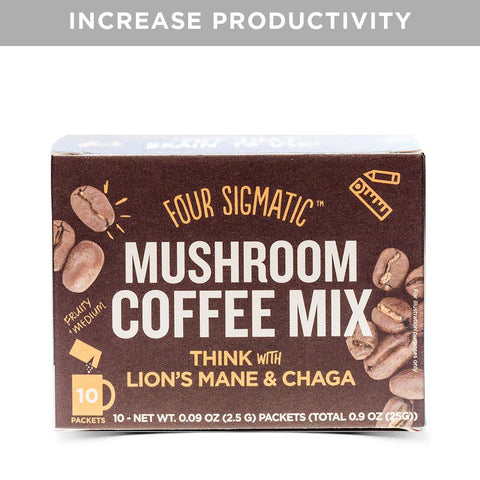 Four Sigmatic Coffee with Lion's Mane