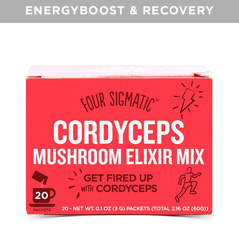 Four Sigmatic Mushroom Elixir with Cordyceps