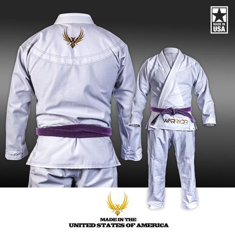 Warrior BJJ Gi