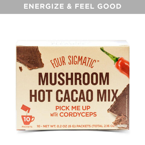 Four Sigmatic Cacao with Cordyceps