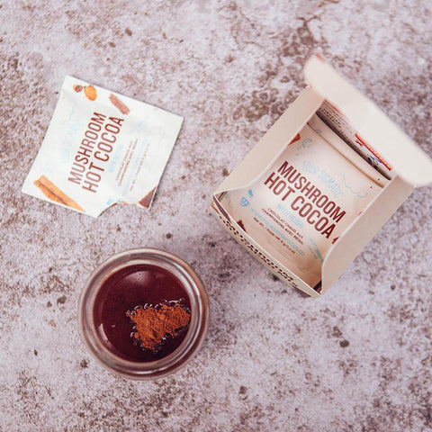 Four Sigmatic Cacao with Reishi