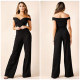 Checkmate Jumpsuit (2 Colors)