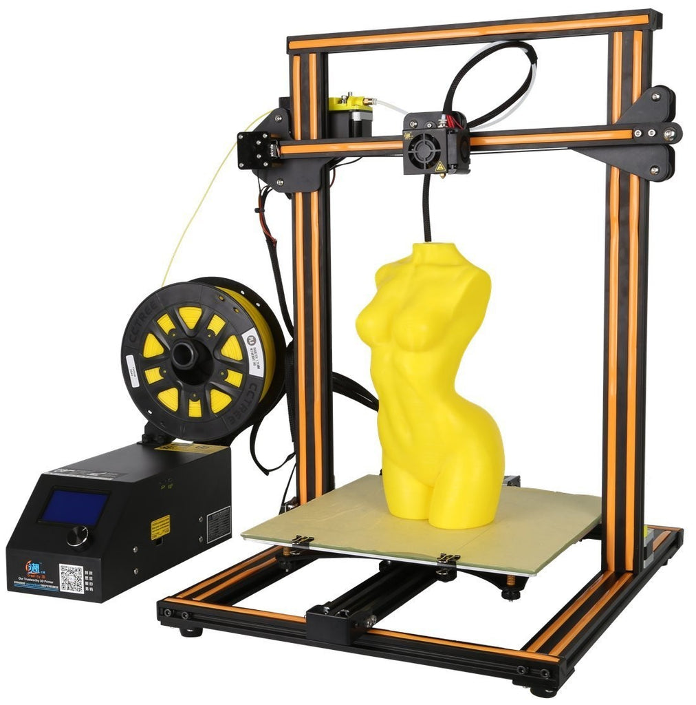 Installing Marlin 1.1.6 (and now 1.1.7) on your CR-10S with mesh bed leveling