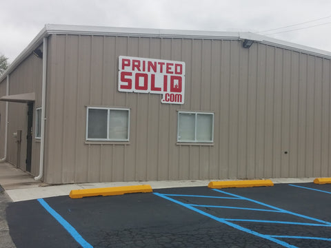 The Printed Solid Showroom and Warhouse - Your 3D Printing Experts in Newark, DE
