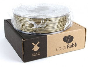 New colorFabb packaging