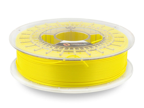 Fillamentum CPE (Modified PETG) HG100 Flash Yellow Metallic 1.75mm X 750g