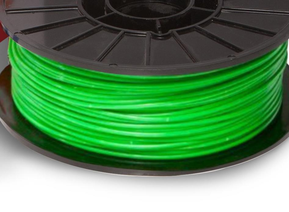 IC3D ABS 2.85mm X 1kg Green