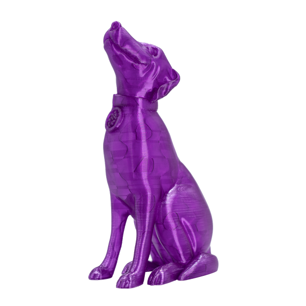 Jessie PLA 1.75mm X 1kg Purple Ice