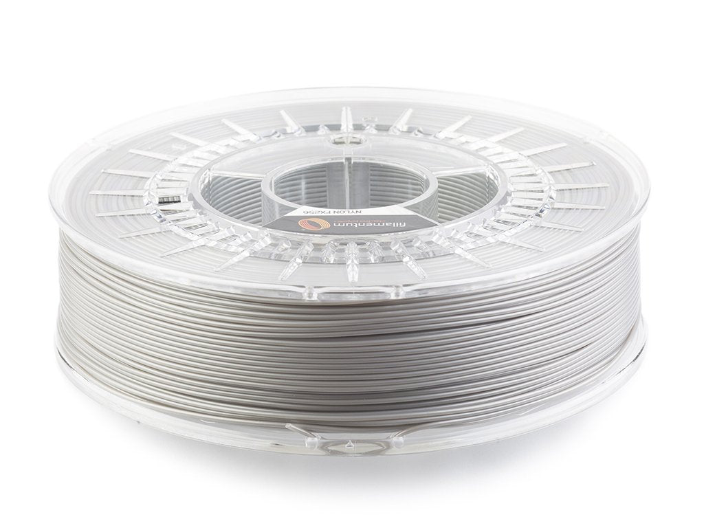 Fillamentum Nylon FX256 Metallic Grey 1.75mm X 750g