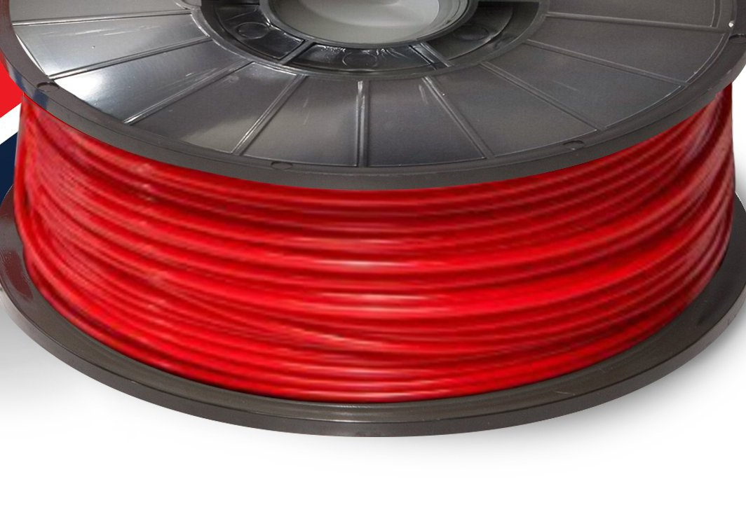 IC3D ABS 2.85mm X 1kg Red