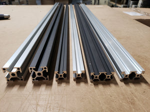 V-Rail Extrusion 2020 and 2040