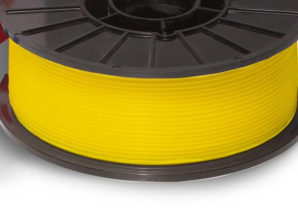 IC3D PETG 1.75mm X 1kg Yellow