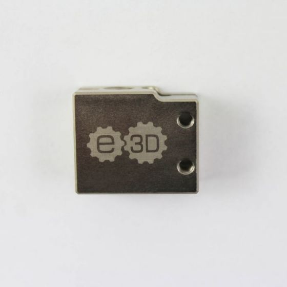 E3D Nickel Plated Copper Volcano Heater Block