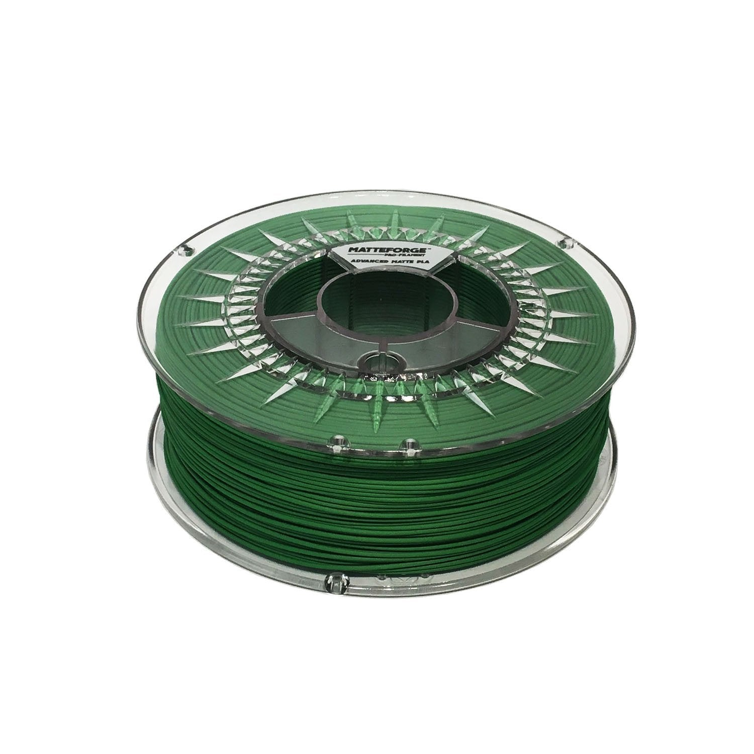 MATTEFORGE Advanced Matte PLA 1.75mm X 1kg Green