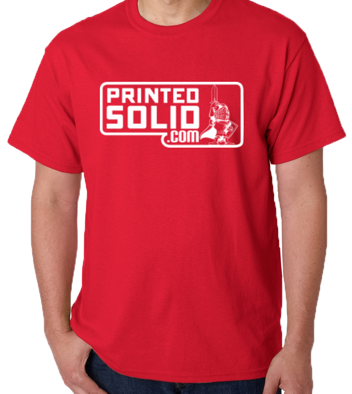 Printed Soild and Jessie Filament Swag T-Shirts