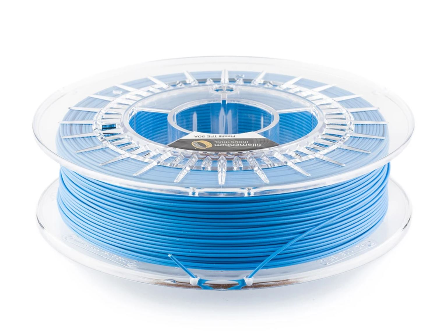 Fillamentum Flexfill TPE 90A Sky Blue 1.75mm X 500g