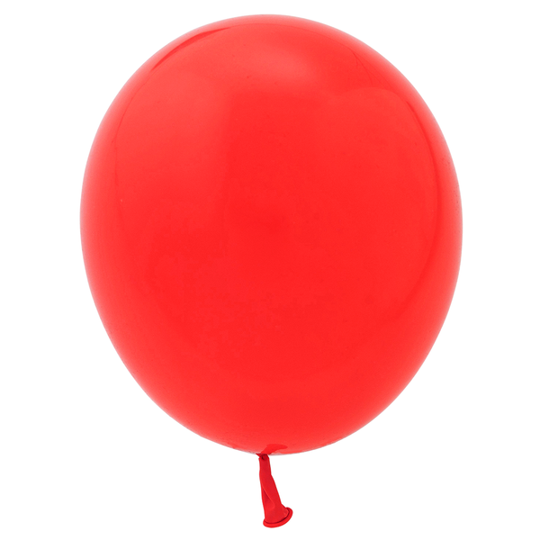 "11"" Solid Latex Balloons - Red"