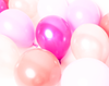 "Pink Party 11"" Latex Balloons"