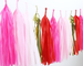 XO Tassel Garland Kit