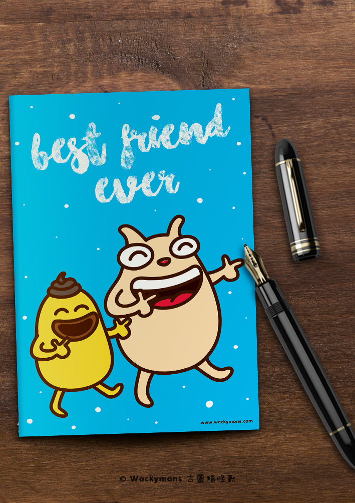 Best Friend Ever Greeting Card