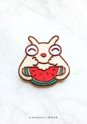 Lofing Watermelon Iron On Patch