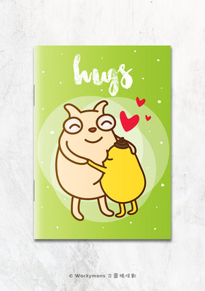 Hugs Notebook