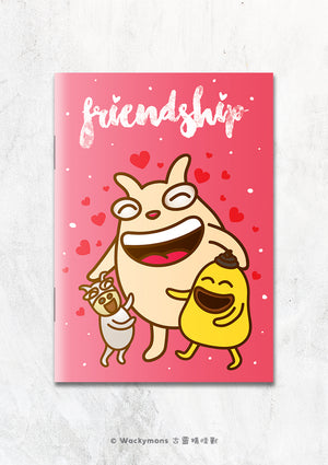 Friendship Notebook