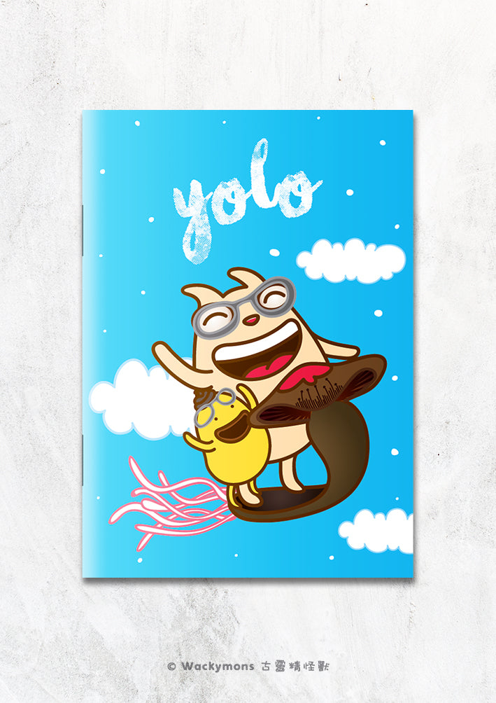 Yolo Notebook