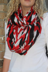Summer Infinity Scarf - Game Day Fashion Sale