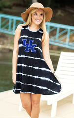 Gameday Couture Tie Dye Swing Dress